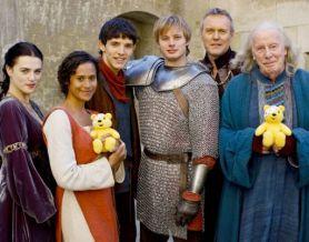 На фото персонажи сериала