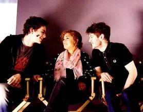 Айвен, Тони и Нейт