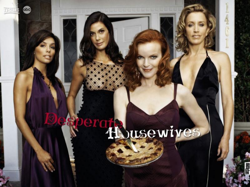 Актеры сериала отчаянные домохозяйки