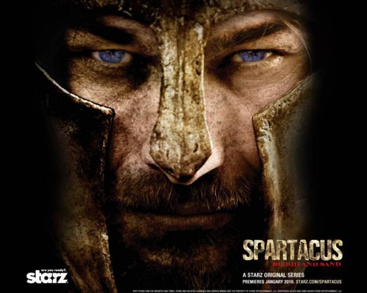 «Спартак: Кровь И Песок» — 2010 - 2013