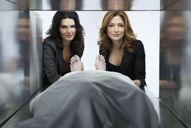 Сериал Риззоли и Айлс 6 сезон Rizzoli & Isles смотреть