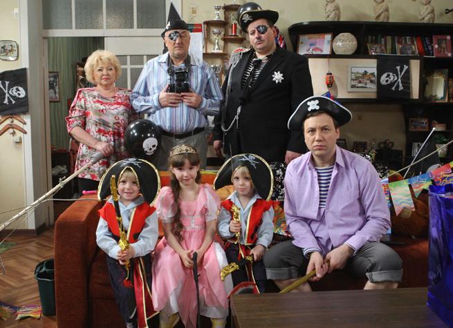 воронины фото из сериала