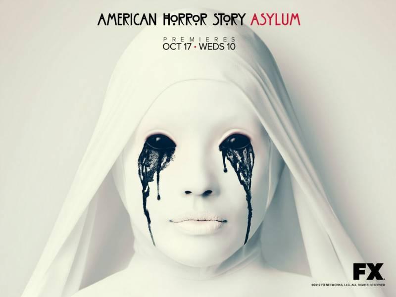 Обои американская история ужасов