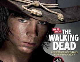«Ходячие Мертвецы» Entertainment Weekly