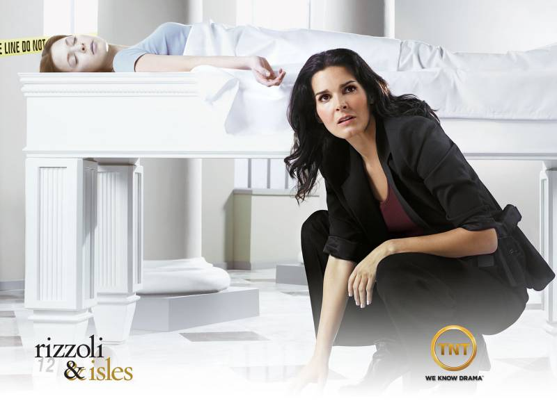 Сериал Риззоли и Айлс 1 сезон (Rizzoli & Isles) смотреть